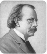 A portrait of J. J. Thomson