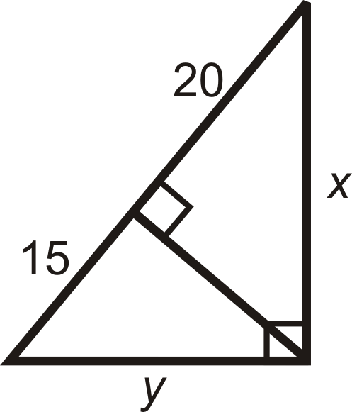 Geometry similar right triangles worksheet