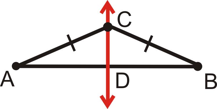 perpendicular bisectors in triangles ck 12 foundation. Black Bedroom Furniture Sets. Home Design Ideas