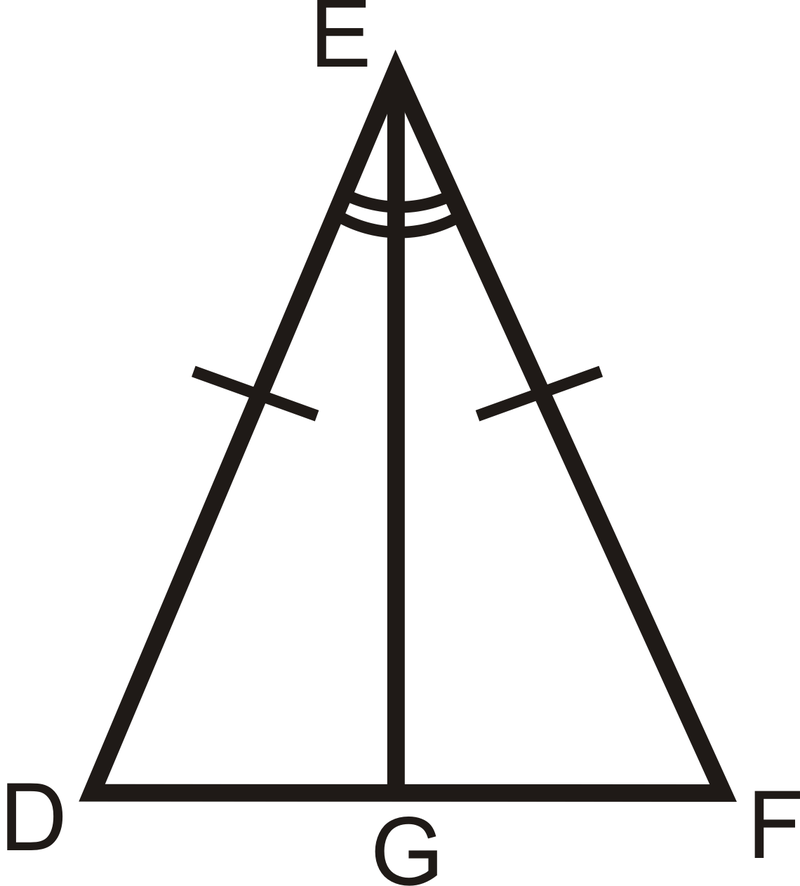 define isosceles triangle - photo #5