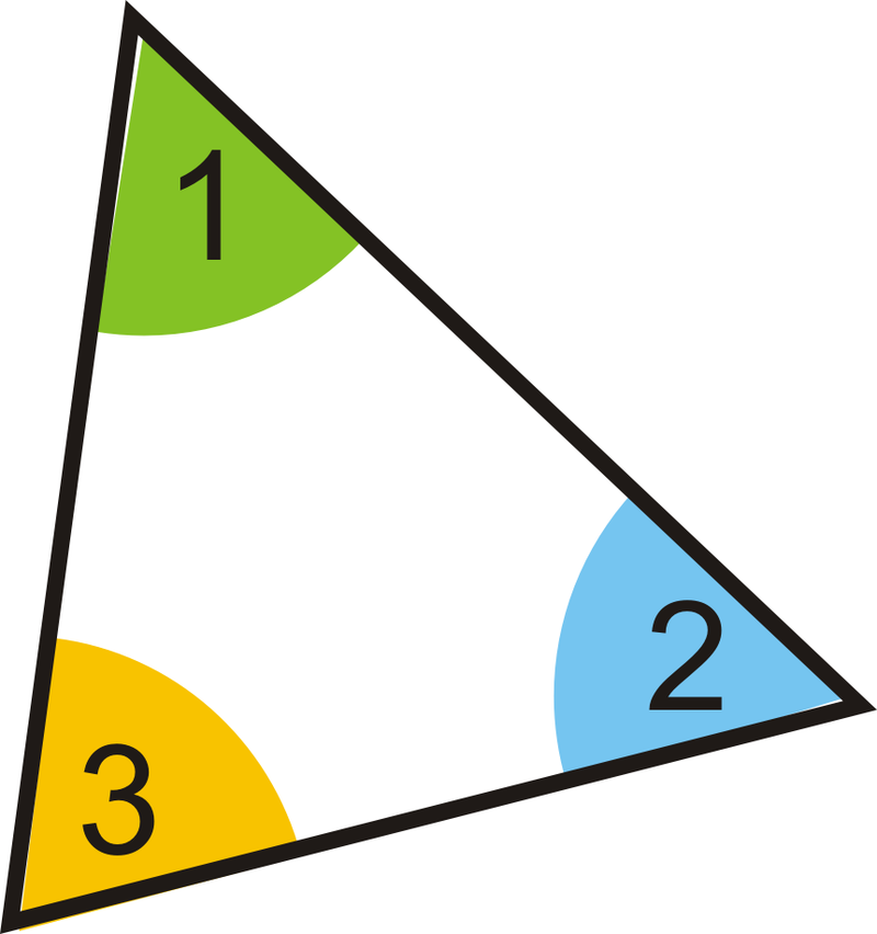 Triangle Sum Theorem Worksheet des photos, des photos de fond, fond d ...