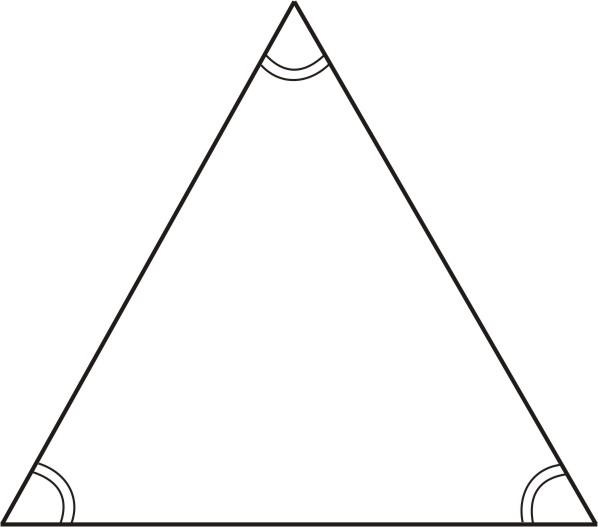 equiangular scalene triangle - photo #7