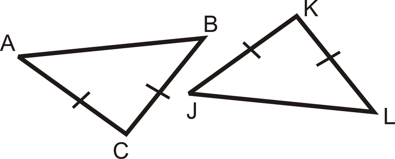 sas triangle congruence   read